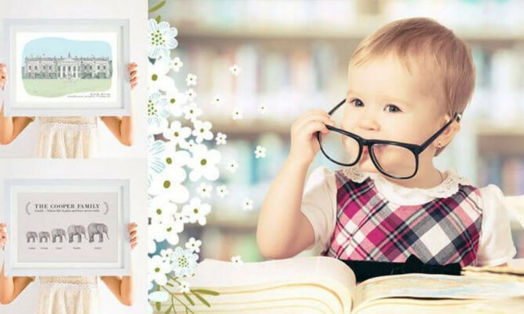 Mums in Business featuring Created by Magic - personalised prints & tresured keepsakes