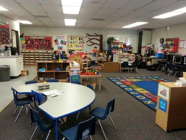 Classroom Design And Arrangement : Preschool classroom arrangement management