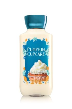 Pumpkin Cupcake - Body Lotion - Signature Collection - Bath