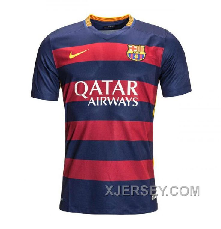 http://www.xjersey.com/1516-barcelona-home-soccer-jersey-shirt-99.html 15-16 BARCELONA HOME SOCCER JERSEY SHIRT $9.9 Only $49.00 , Free Shipping!