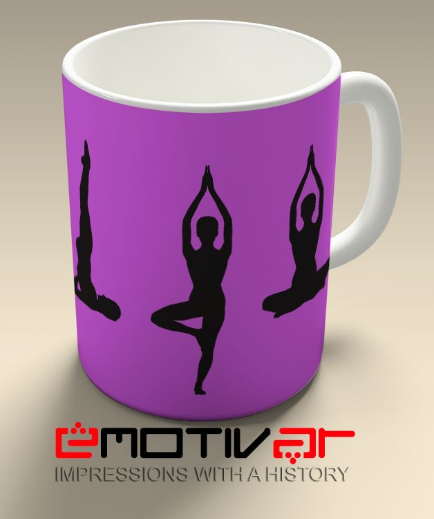 Tazón personalizado para Centros de Yoga.