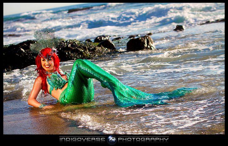 Ariel cosplayPlays Sirens, Mermaid Ariel, Sirens Songs