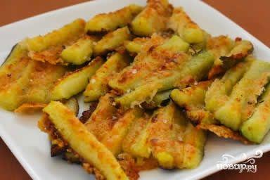 Кабачки по-французски - пошаговый кулинарный рецепт с фото на Повар.ру