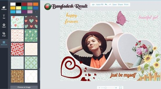 Free Online Graphic Software - Fotojet #onlineimage