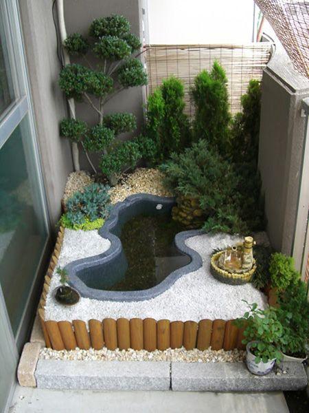 73+Backyard+and+Garden+Pond+Designs+And+Ideas #Ponds