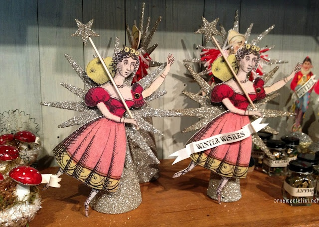Wendy Addison tree toppers: Crafts Ideas, Trees Toppers, Art Inspiration, Crafts Design, Christmas, Cirque De, Christmas Ideas Decor, Faeries Trees, Christmas Trees