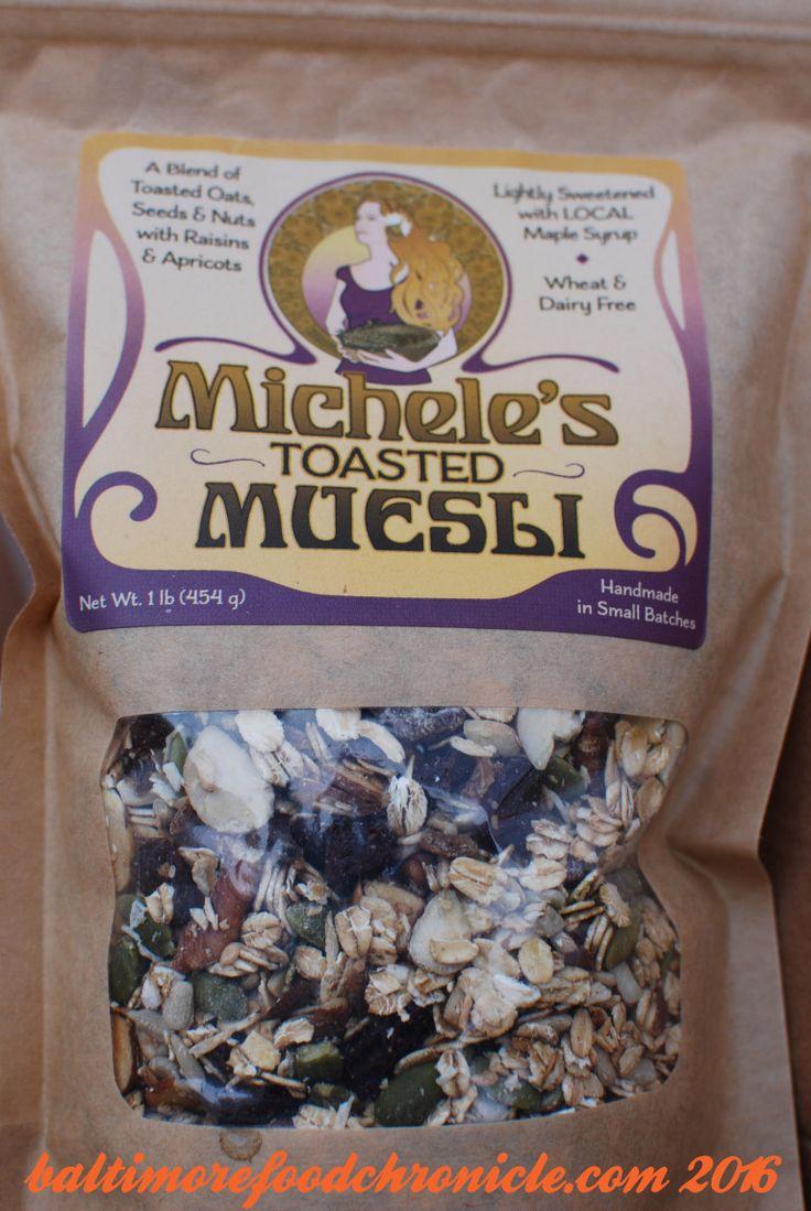 Michele's Granola 03