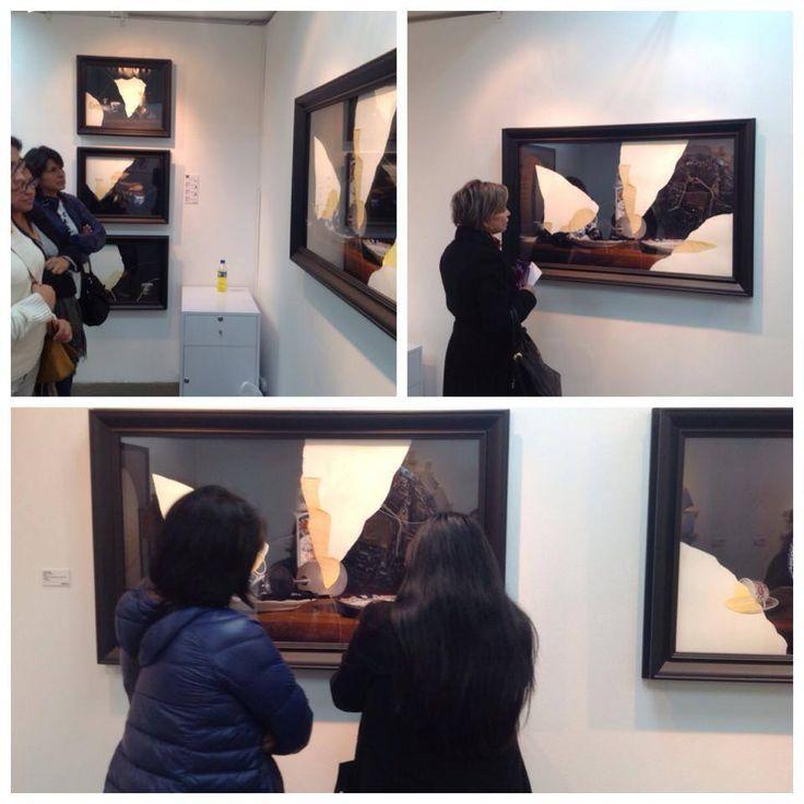 Livia Marin en LimaPhoto, Galería Impakto.