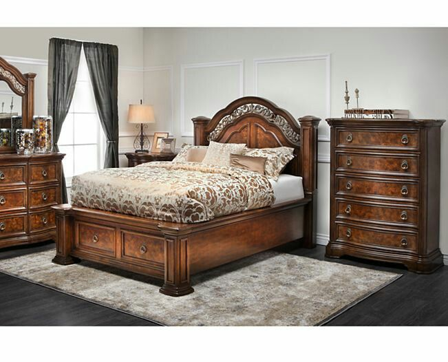 old world meets today with the torreon storage bed