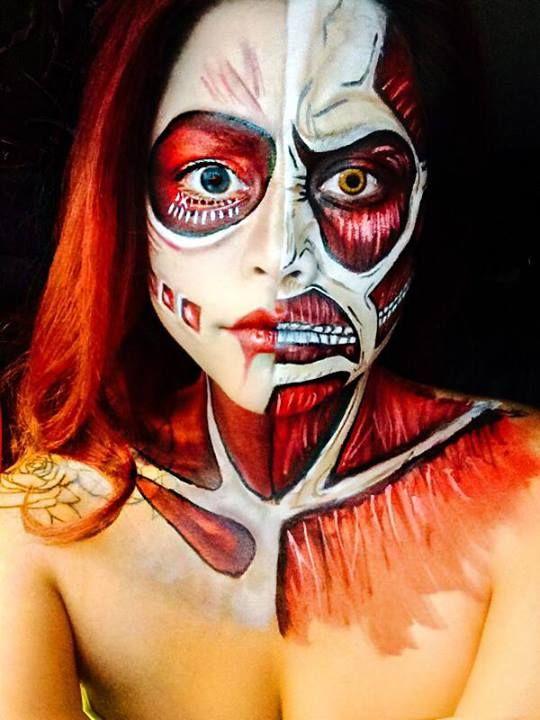414 best face paint fantasy makeup images on pinterest. Black Bedroom Furniture Sets. Home Design Ideas