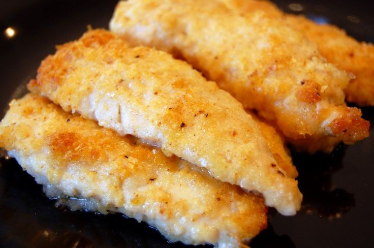 PALEO CHICKEN FINGERS RECIPE - Paleo Recipes