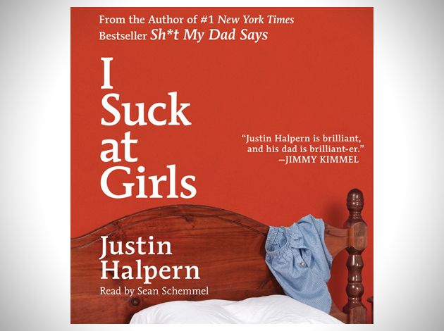 After releasing his highly acclaimed 'Sh*t My Dad Says,' best selling author Justin Halpern...