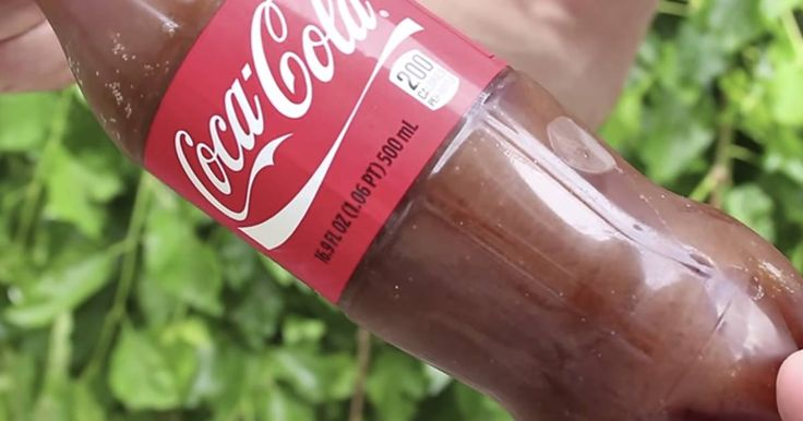 A Guy Cools A Coke For 3 Hours And Pours. You'll NEVER Believe What Poured Out!