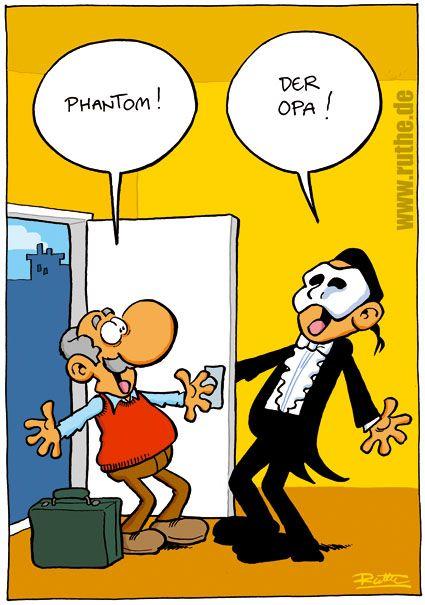 Ruthe - Phantom! Der Opa!