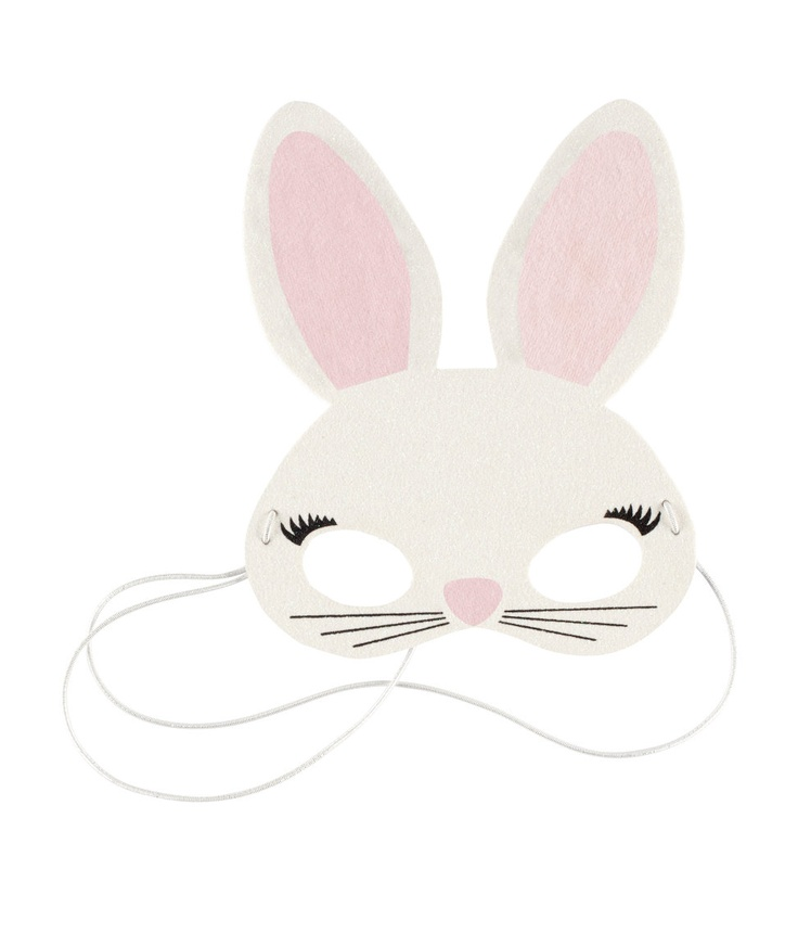 Rabbit Mask by H