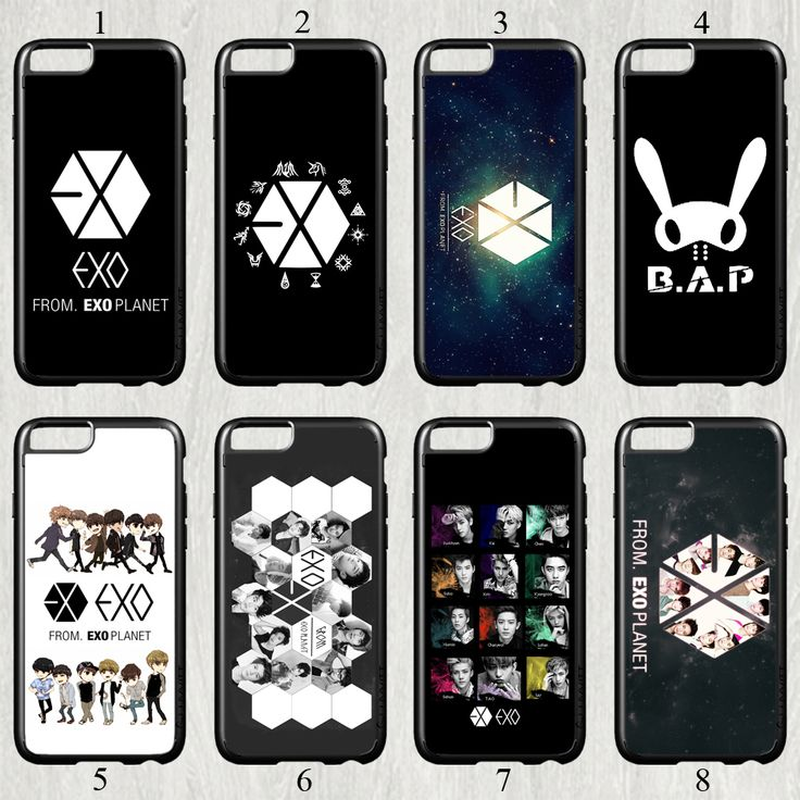 k-pop Iphone 6 cases