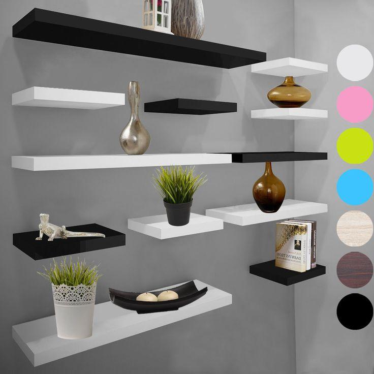 Dvd Wandregal Pinterestu0027te Lounges ve Modernes hakkında 1000u0027den - wandregal für küche