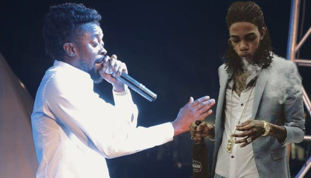 """Beenie Man Claims Alkaline Say He's Done With """"Dutty Jamaica"""" ???"""