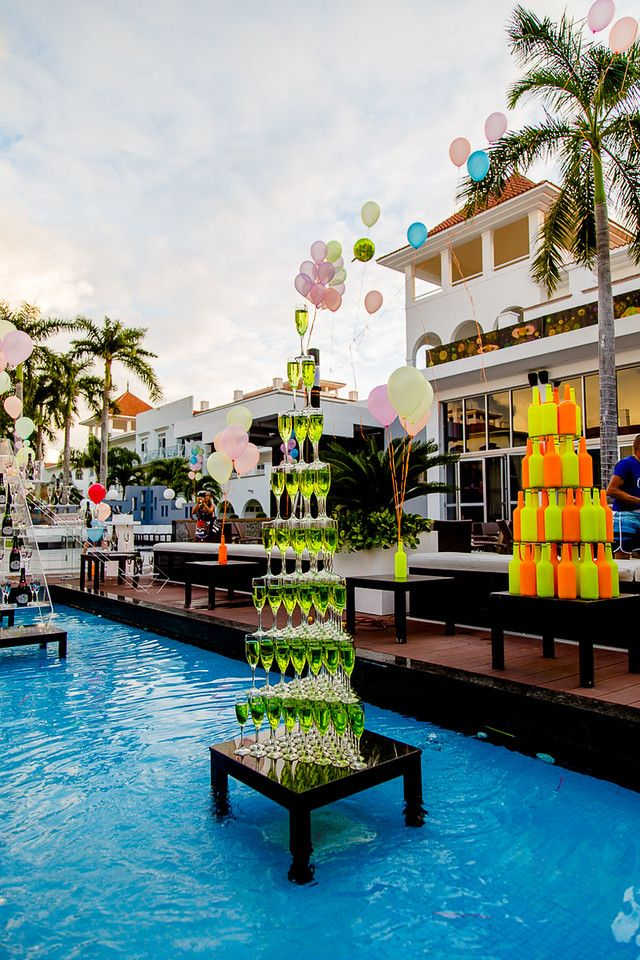 New Year's Eve party at Riu Palace Mexico, All Inclusive ...