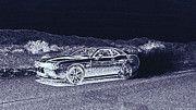 """New artwork for sale! - """" Dodge Challenger Srt8  by PixBreak Art """" - http://ift.tt/2o9G9Pg"""