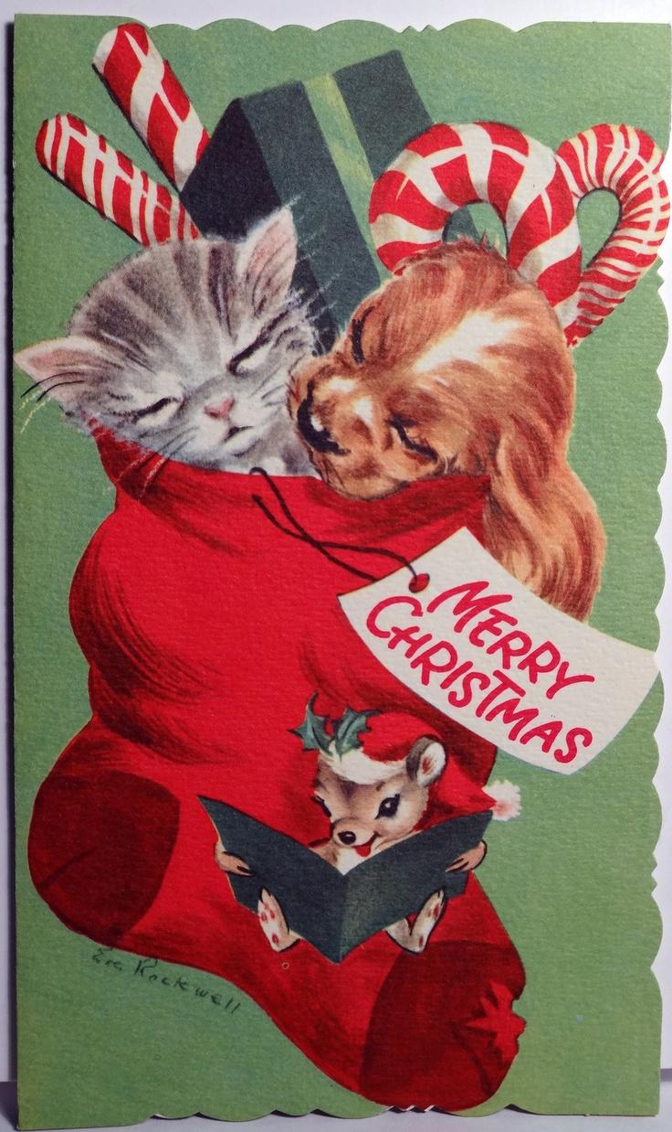 170 best cat u0026 dog christmas love images on pinterest animals