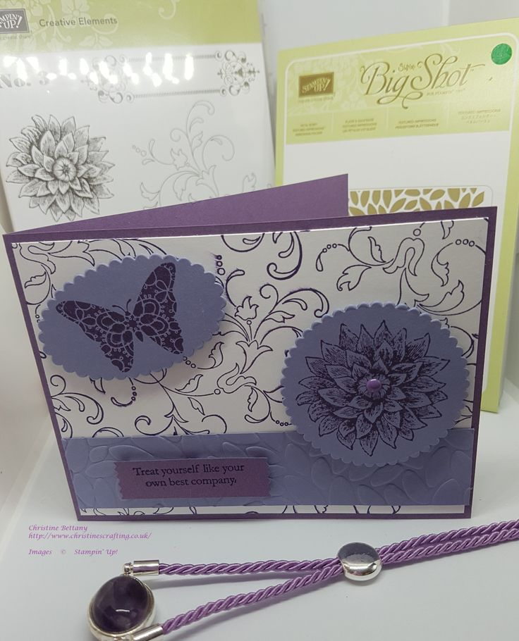 The Joy of Sets Challenge #jos003 – Christine's Crafting by Christine Bettany