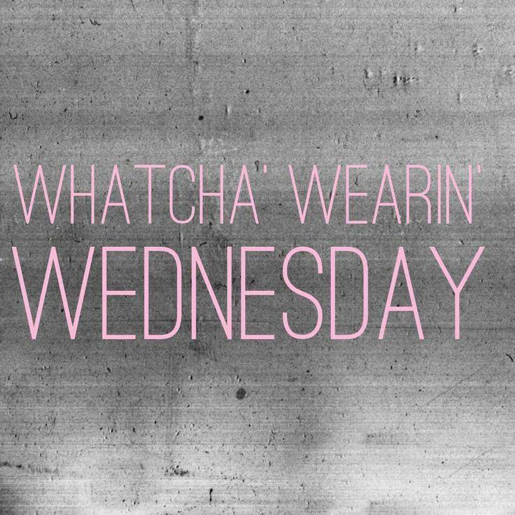 Whatcha Wearin' Wednesday | JAMBERRY | Pinterest | Wednesday