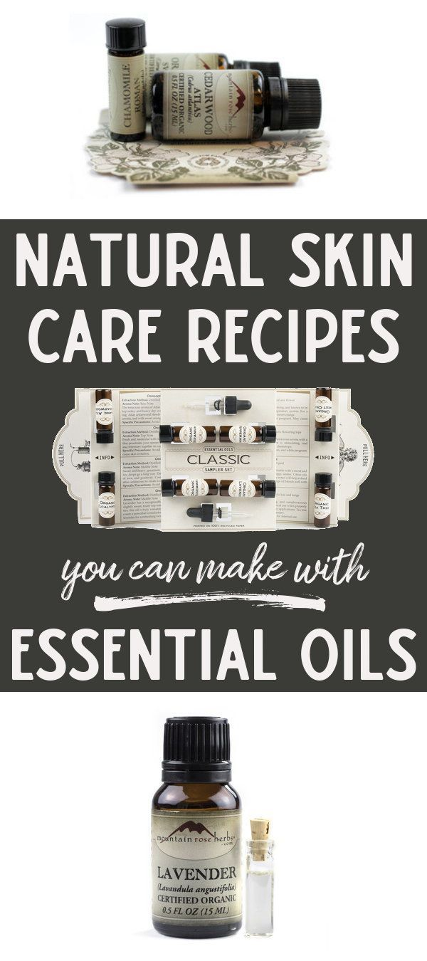 Important Oil Pores and skin Care Recipes to Promote Pores and skin Well being