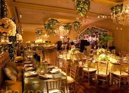 Secret Garden Wedding Reception