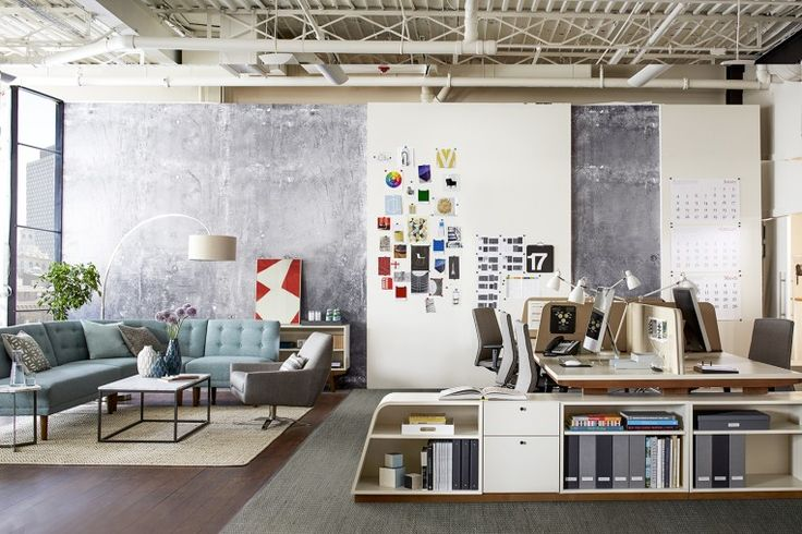 Modern Benching - Benching Systems - Desks+Tables - West Elm Workspace