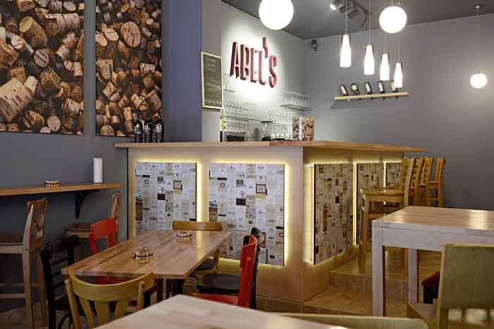 Abels Wine Bar   un nou loc unde să te simți bine în București