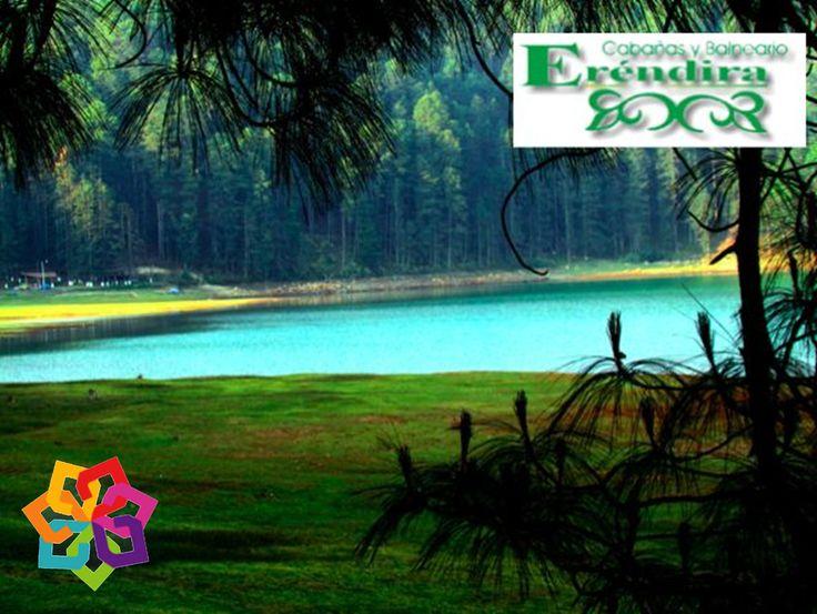 MICHOACÁN MÁGICO le dice que la zona montañosa de Los Azufres, en una de las regiones más hermosas de Michoacán, ideal para el contacto con la naturaleza y el campismo. En este maravilloso lugar enclavado en las montañas, encontrará un paraíso con albercas y cabañas rodeado de grandes espacios verdes y bosques de pinos, mejor conocido como Cabañas Erendira. http://www.erendiralosazufres.com/