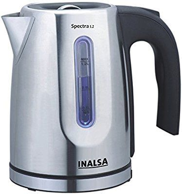 Inalsa Spectra 1630 W Electric Kettle Find This Pin And More On Freekabalance By Online Ping For Kitchen Liances