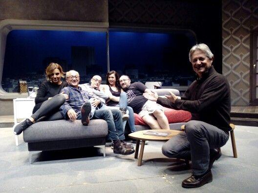 "Hoy a las 20.30 nos volvemos a subir al ""Taxi"" de Josema Yuste, Alfredo Cernuda, Felisuco, Esther del Prado, Diana Lázaro y Javier Losan #pilar15 #teatrodelasesquinas #teatro #zaragoza #regalazaragoza #zaragozapaseando #zaragozaturismo #zaragozadestino #miziudad #zaragozeando #mantisgram #magicaragon #loves_zaragoza #loves_aragon #igerszaragoza #igerszgz #igersaragon #instazgz #instamaños #instazaragoza #zaragozamola #zaragozacity #quehacerenzgzh"