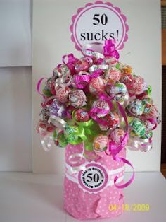 candy crafts ideas for birthdays - Google Search