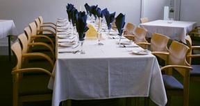 Dining Area - North Staffs Conference Centre