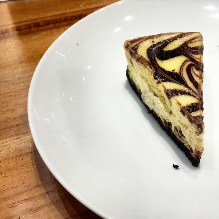 Hershe's marble cheese cake. Best in town!