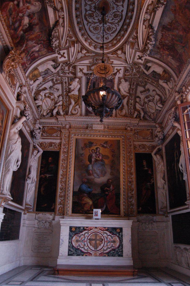 Cappella dei Musei capitolini