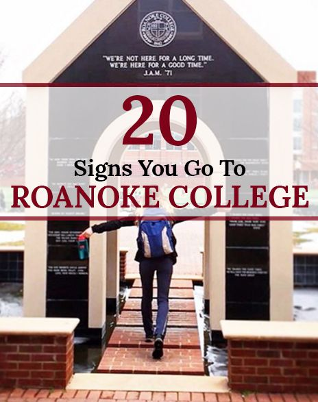 9 best Good Maroon Fun images on Pinterest Roanoke college - college