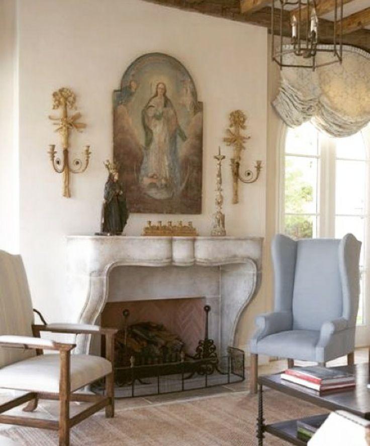 Catholic Wedding Altar Decorations: 25 Best Catholic Decor Images On Pinterest