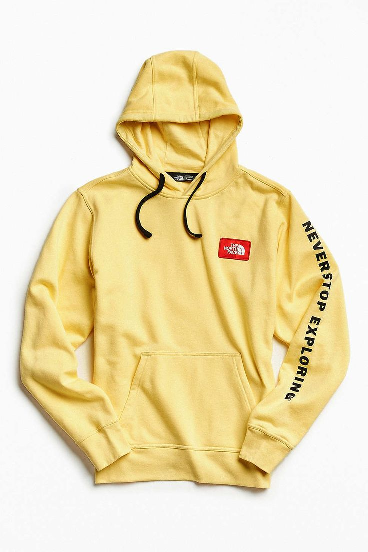 The North Face Patch Hoodie Sweatshirt