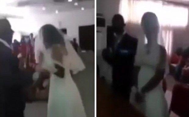 Σάλος: Γαμπρός είδε στον γάμο του την ερωμένη του με Επικό βίντεο