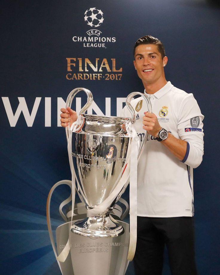 Cristiano Ronaldo Real Madrid Champions League 12 duodecima Cardiff 2017