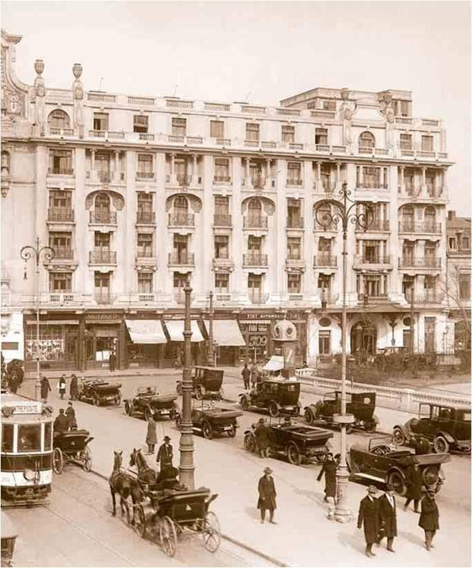 Hotelul Athénée Palace