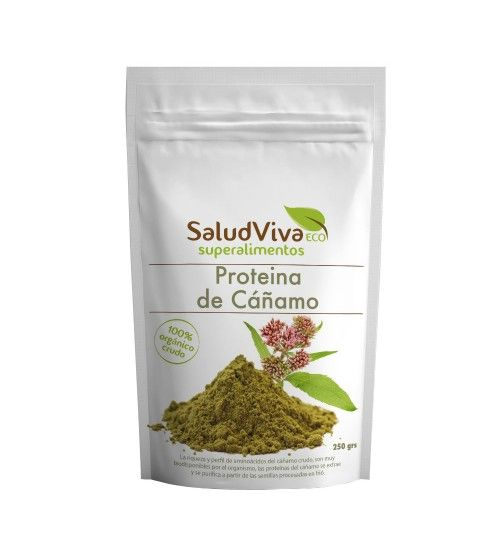 Proteina de Cáñamo