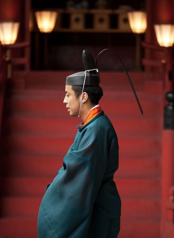 Shinto Priest | Japan | Pinterest