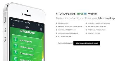 Aplikasi BPJS Ketenagakerjaan – BPJS Ketenagakerjaan bekerja didasarkan pada premi yang dibayar