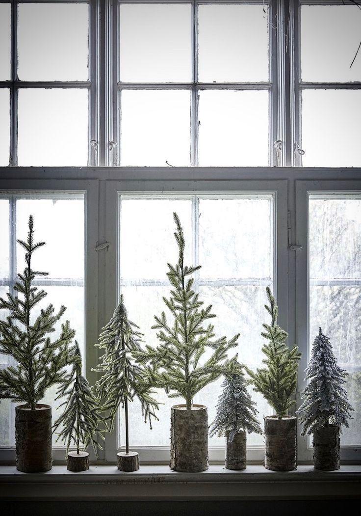 my scandinavian home: 5 beautifully, Minimalist Christmas Trees