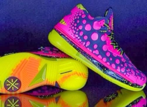 Li-ning D.Wade Way Of Wade II 2 Allstar Sneaker (Images)