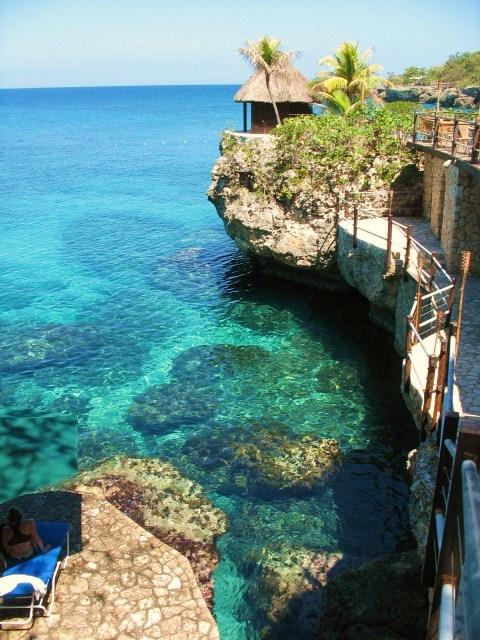 Rockhouse in Negril, Jamaica